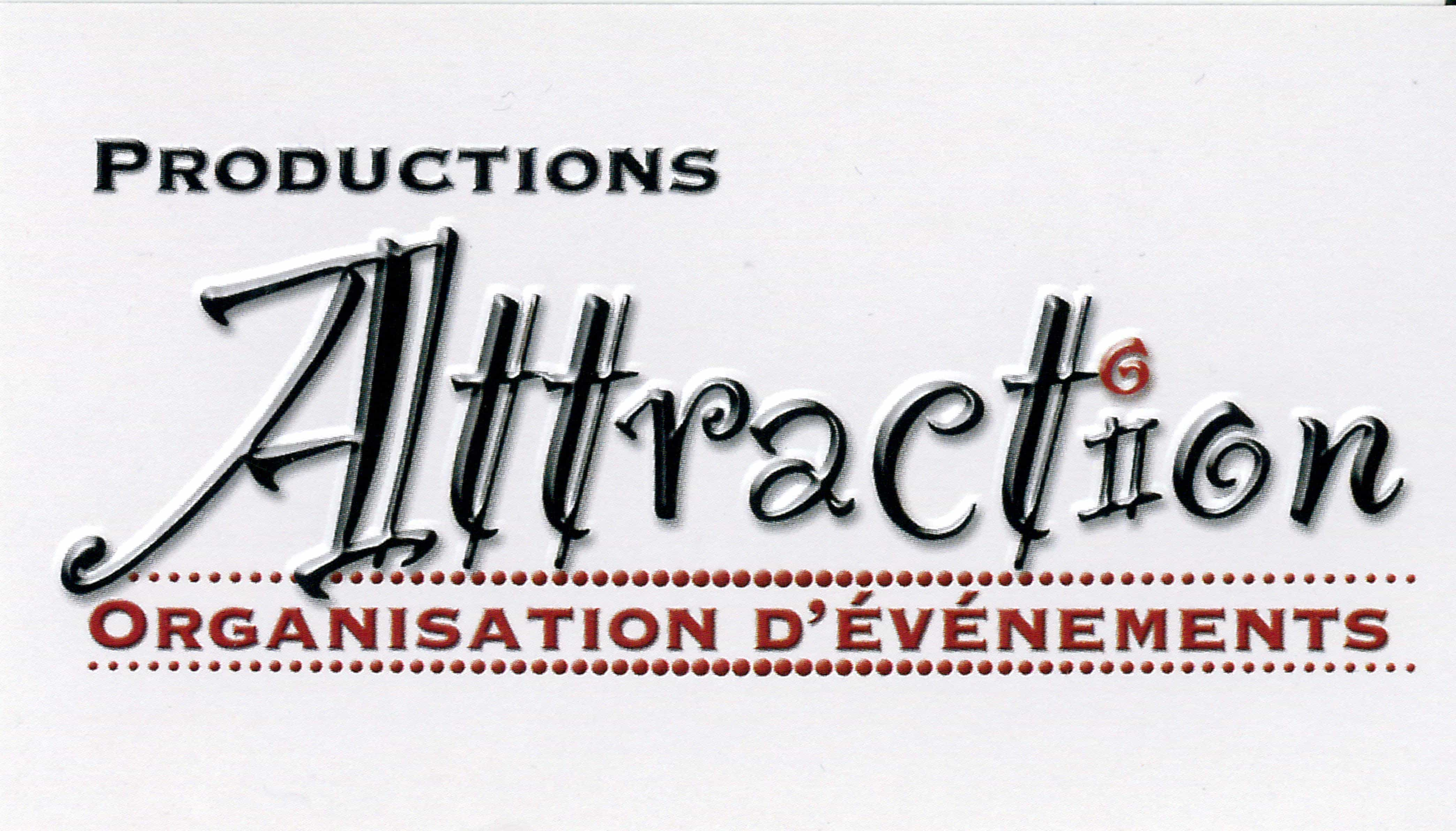 Productions Attraction