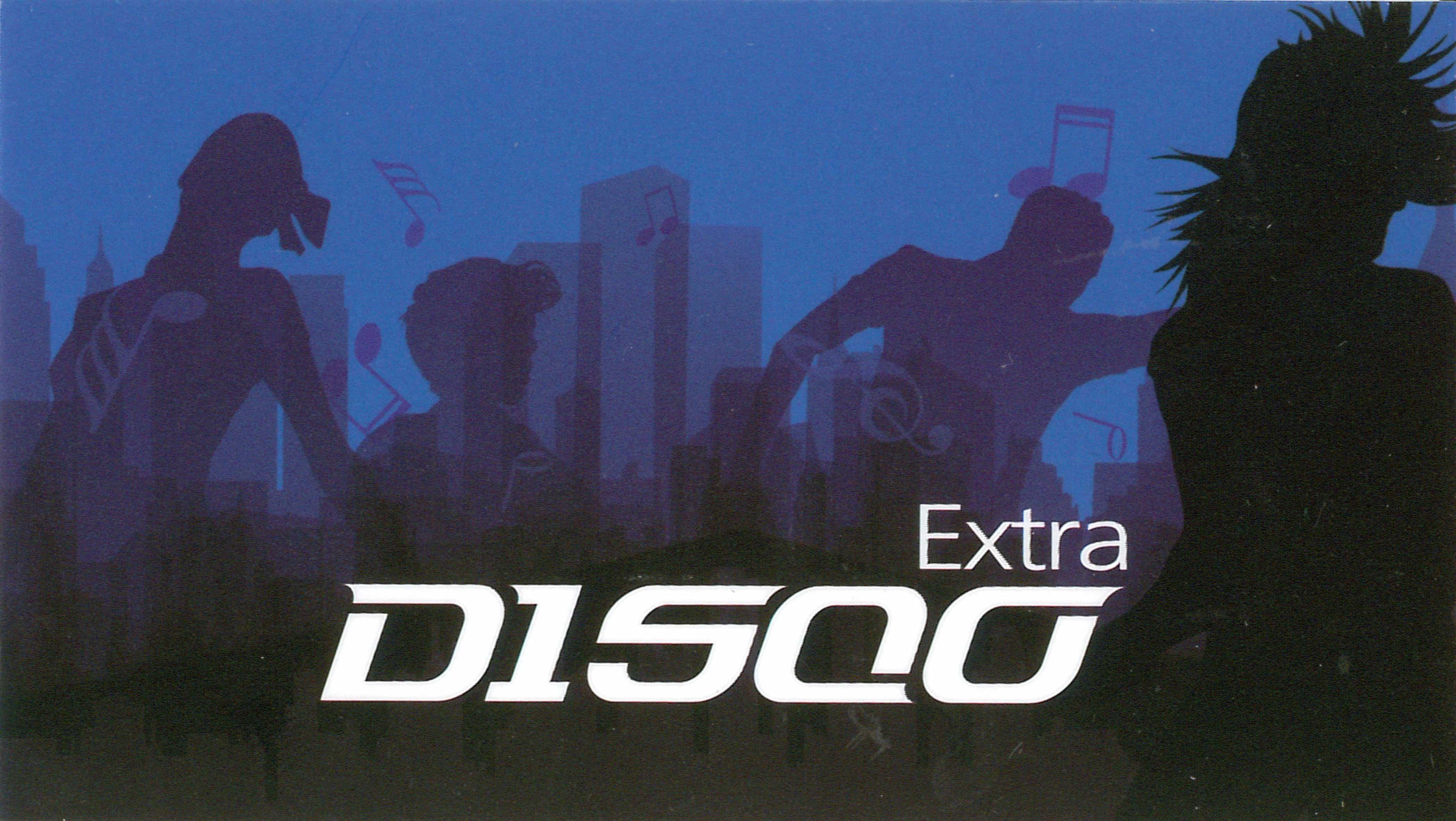 DISCO EXTRA