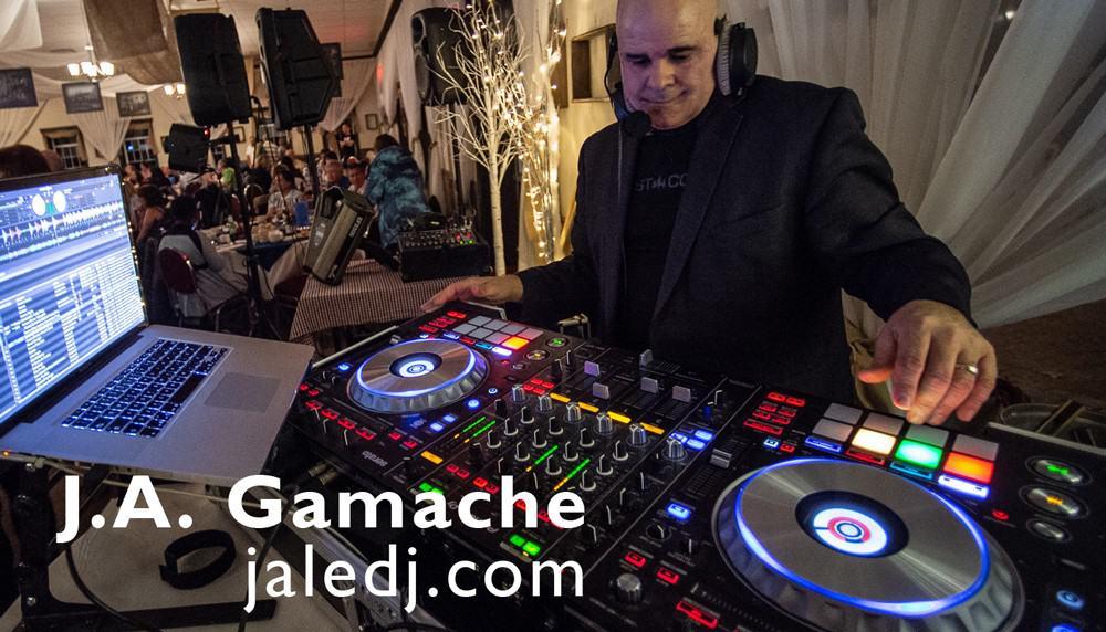 J.A. GAMACHE