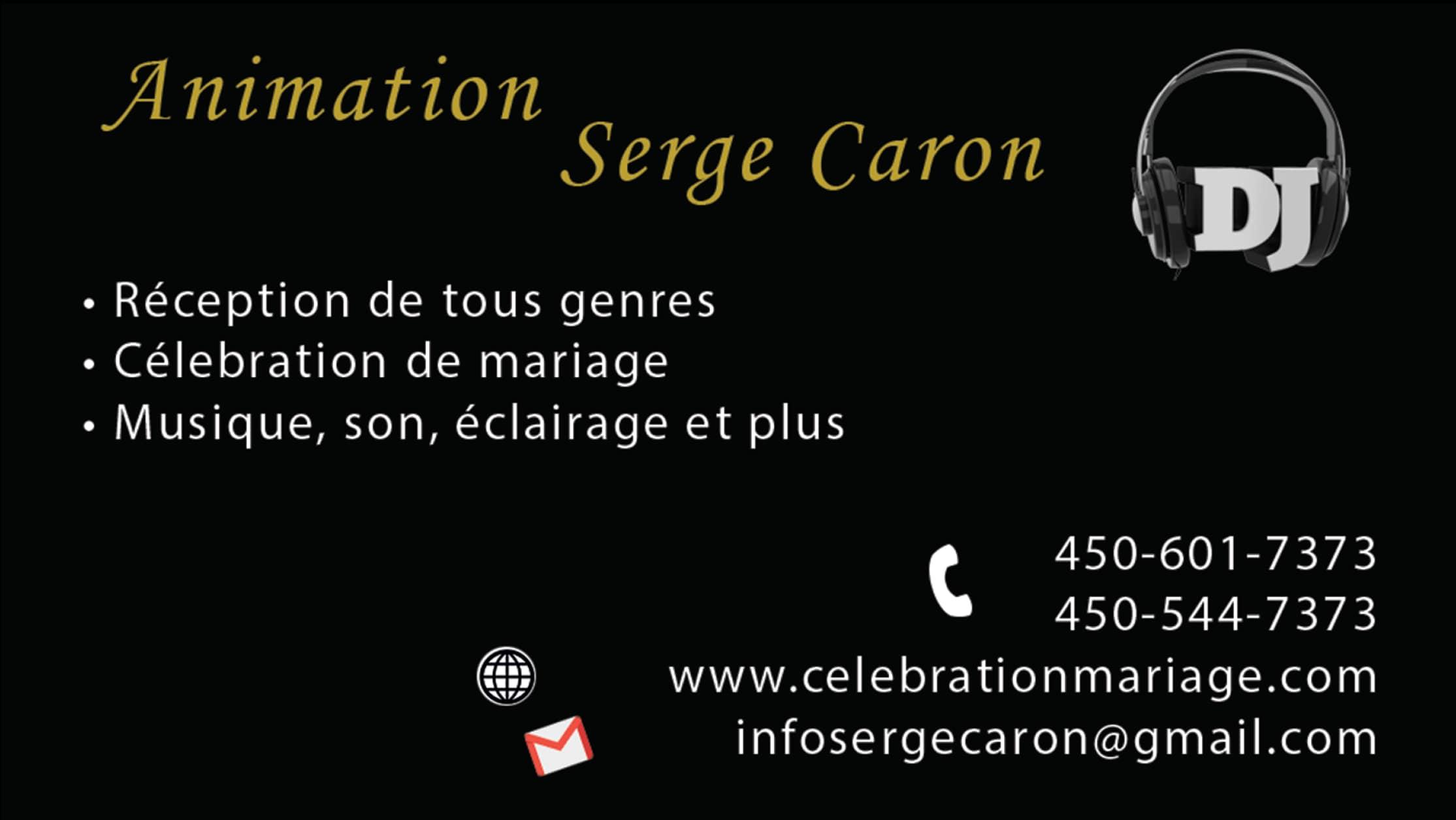 DISCO SERGE CARON