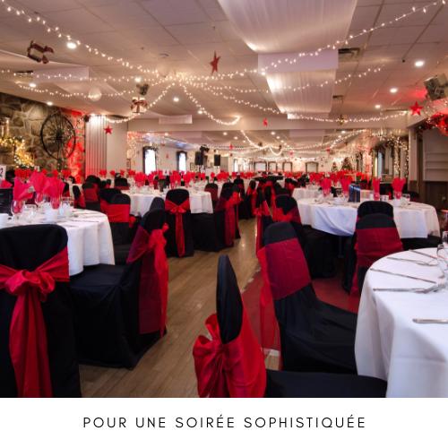 Événement Soirée Tapis Rouge Constantin Noël