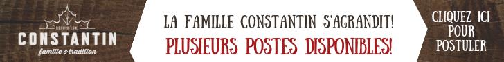 Offre D'emploi Saison Sucre Constantin