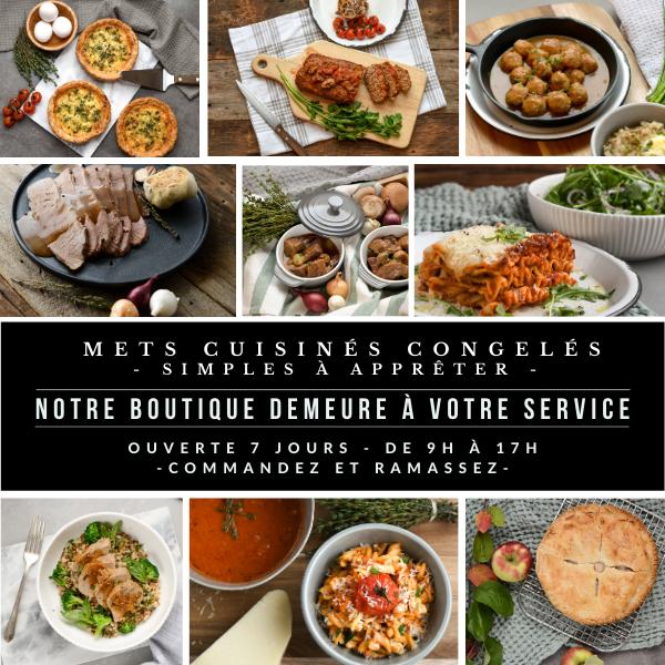 Produits Cuisinés Constantin Et Antan